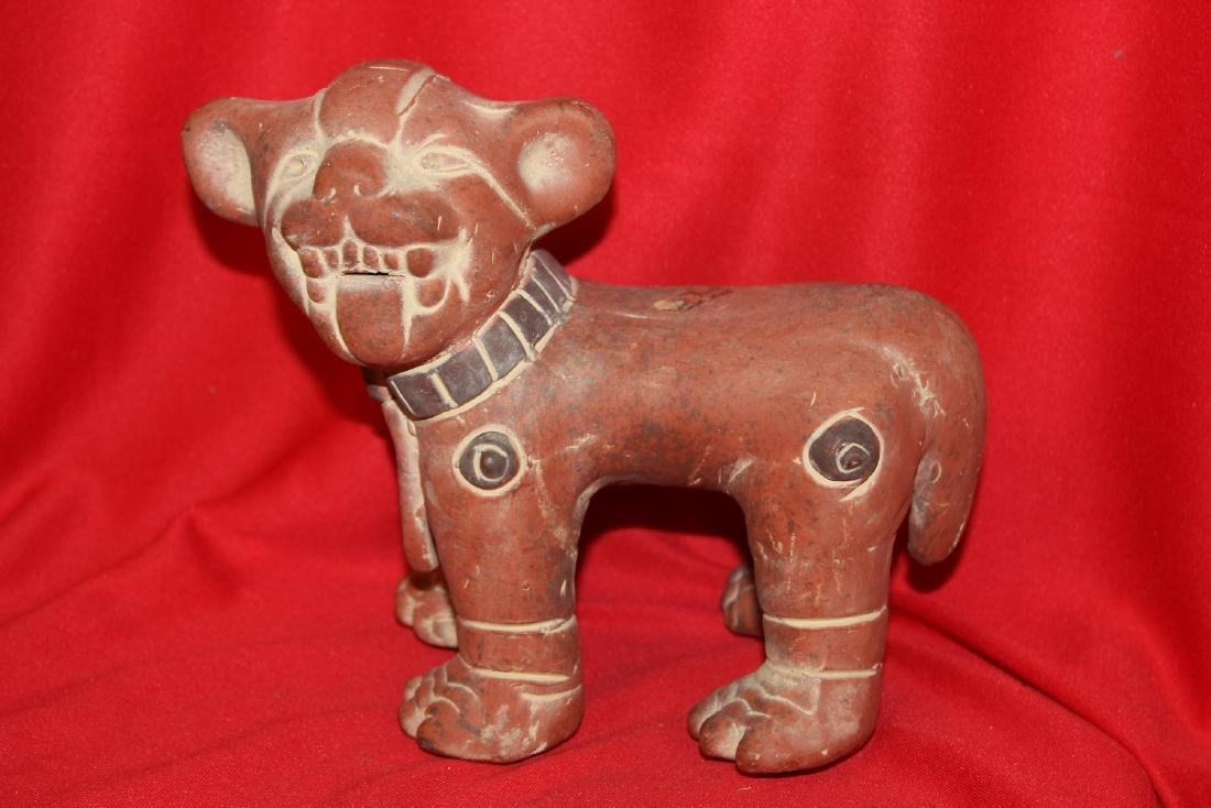 A Teracotta Dog
