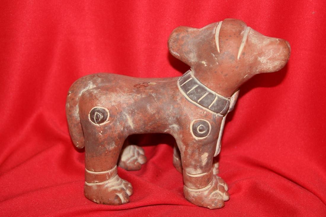 A Teracotta Dog - 2