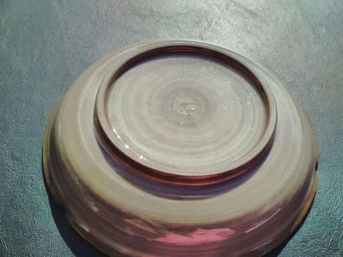 A Japanese Studio (?) Pottery Bowl - 2