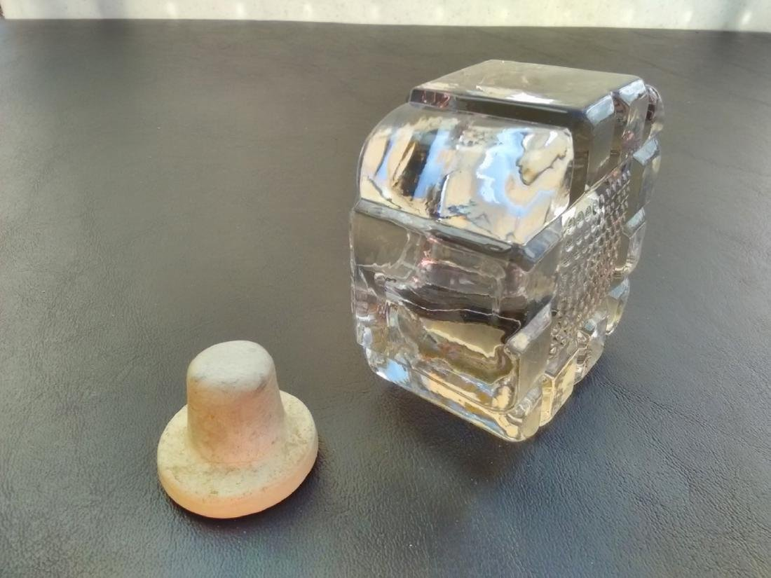 A Glass Inkwell - 3
