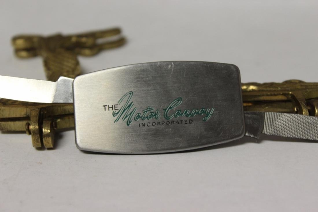 A Money Clip and Knife Combination - 2