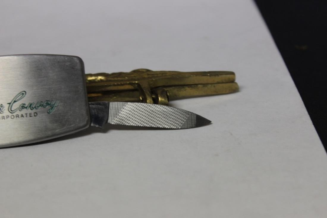 A Money Clip and Knife Combination - 4