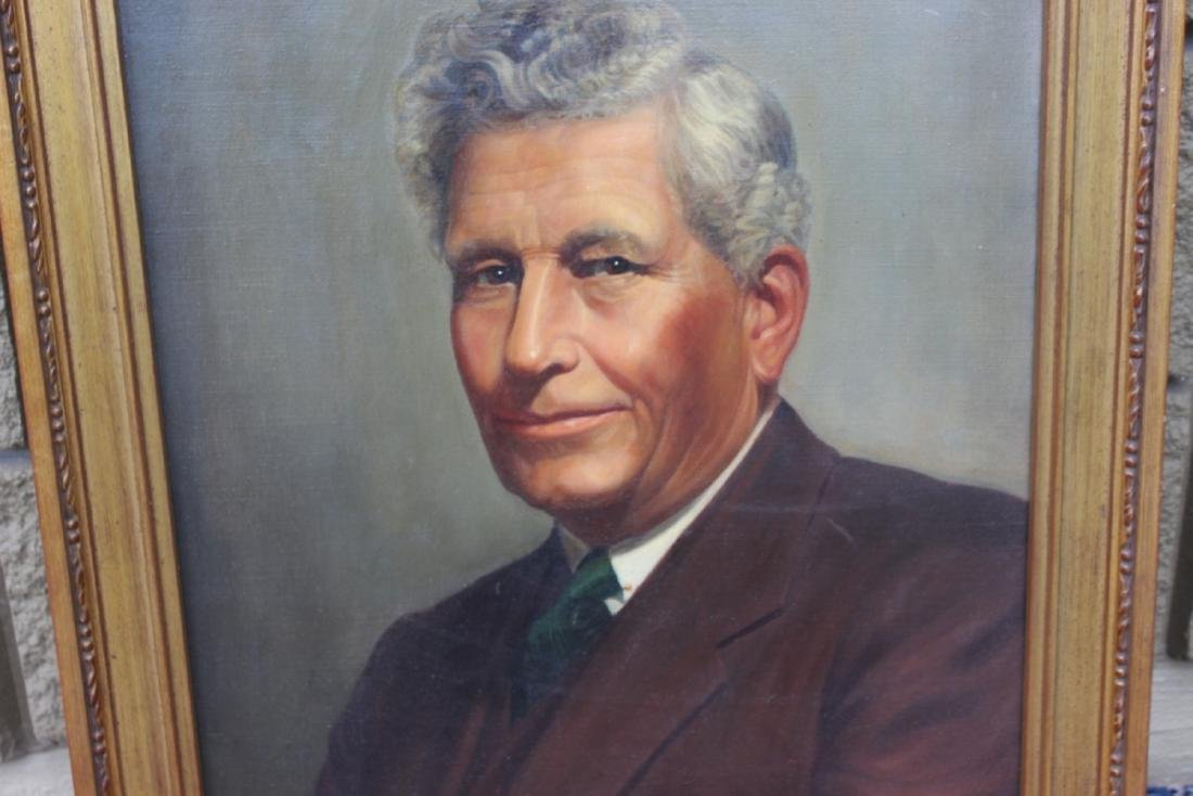 An Oil on Canvas - Dated 1939 by T.M. Heaton - 3