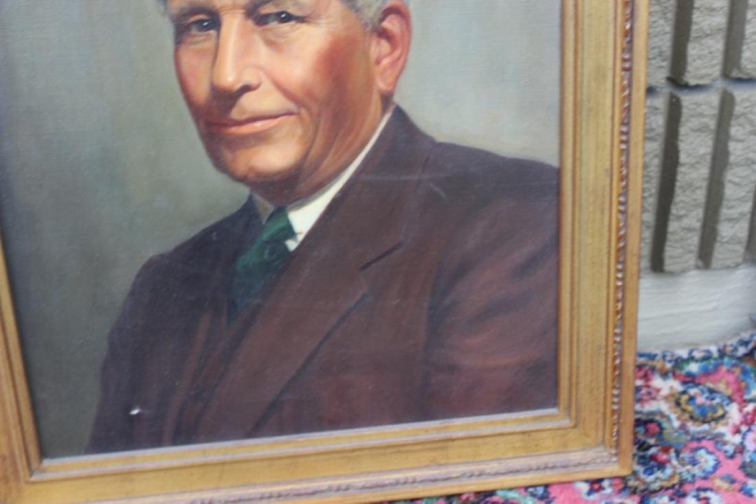 An Oil on Canvas - Dated 1939 by T.M. Heaton - 5
