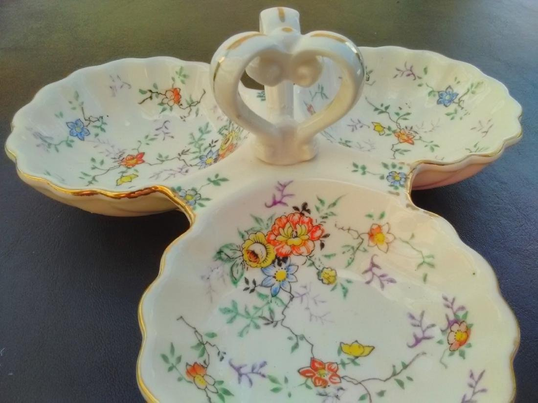 A Vintage Japanese Condiment Tray Or Platter - 2