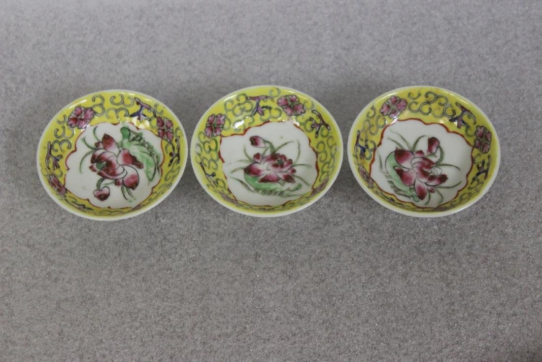 Set of 3 Sauce Dishes