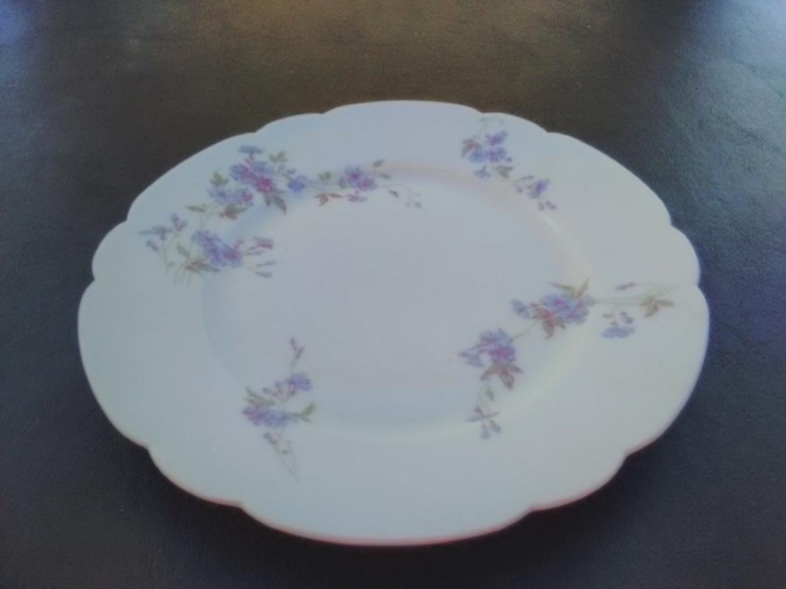 A Limoge's Plate