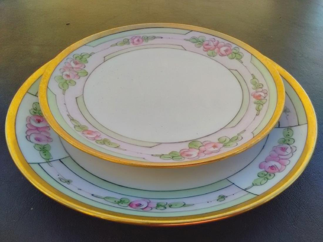 Set Of 2 Japanese Salad and Bread Plate - 3
