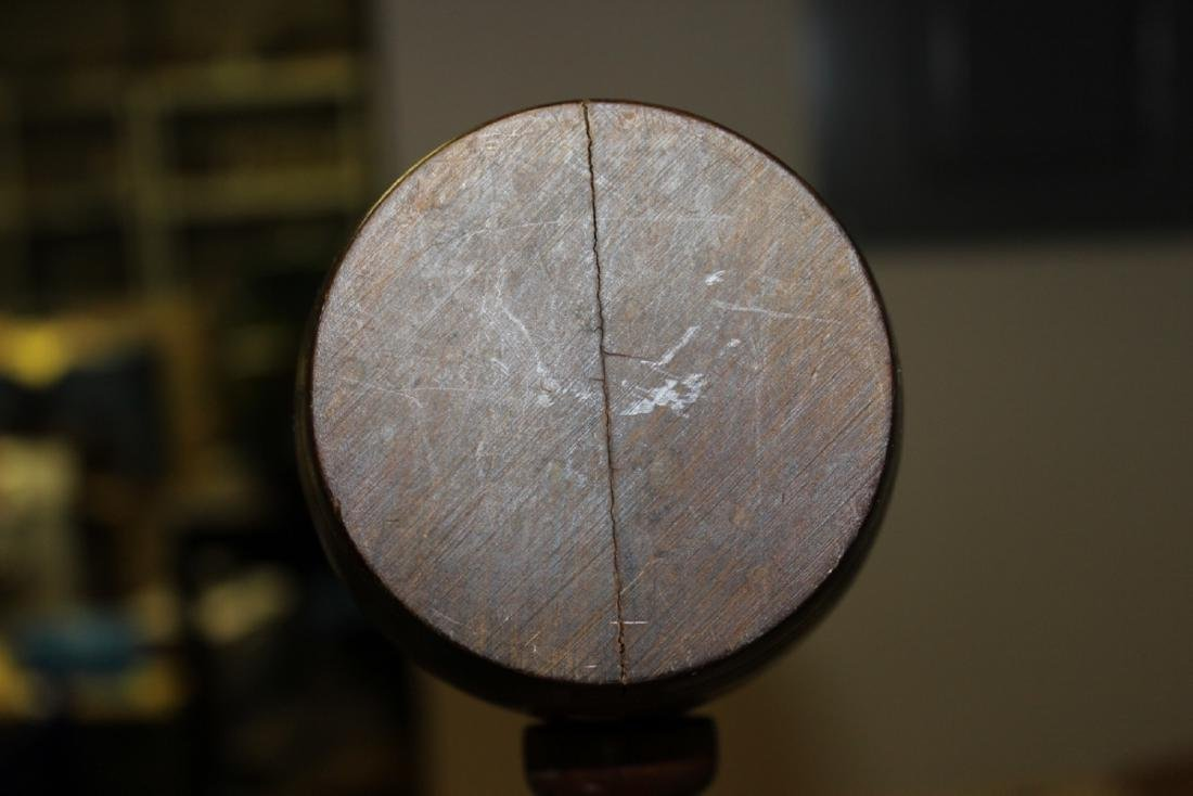 A Vintage Wooden Hammer - 3