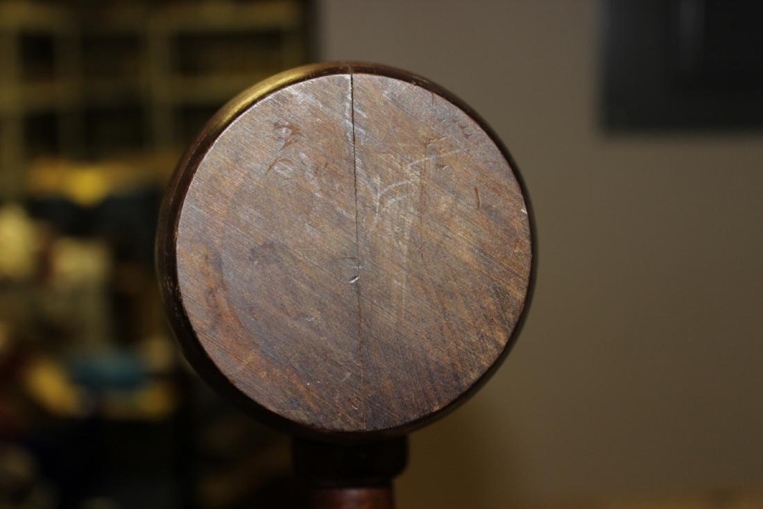 A Vintage Wooden Hammer - 4