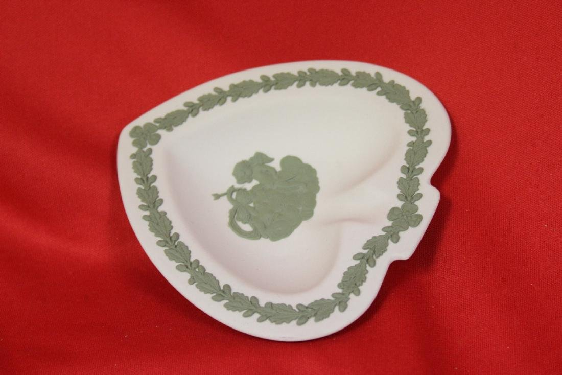 A Wedgwood Jasperware Personal Ashtray