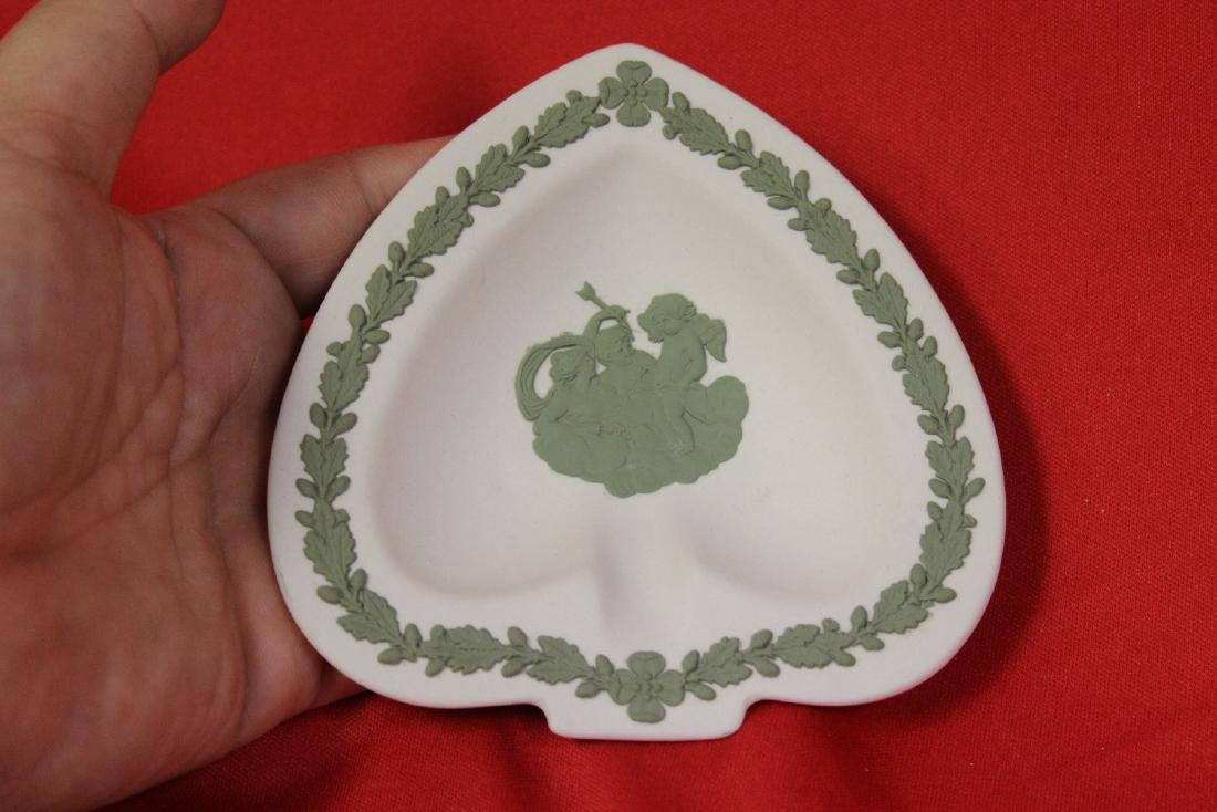 A Wedgwood Jasperware Personal Ashtray - 2