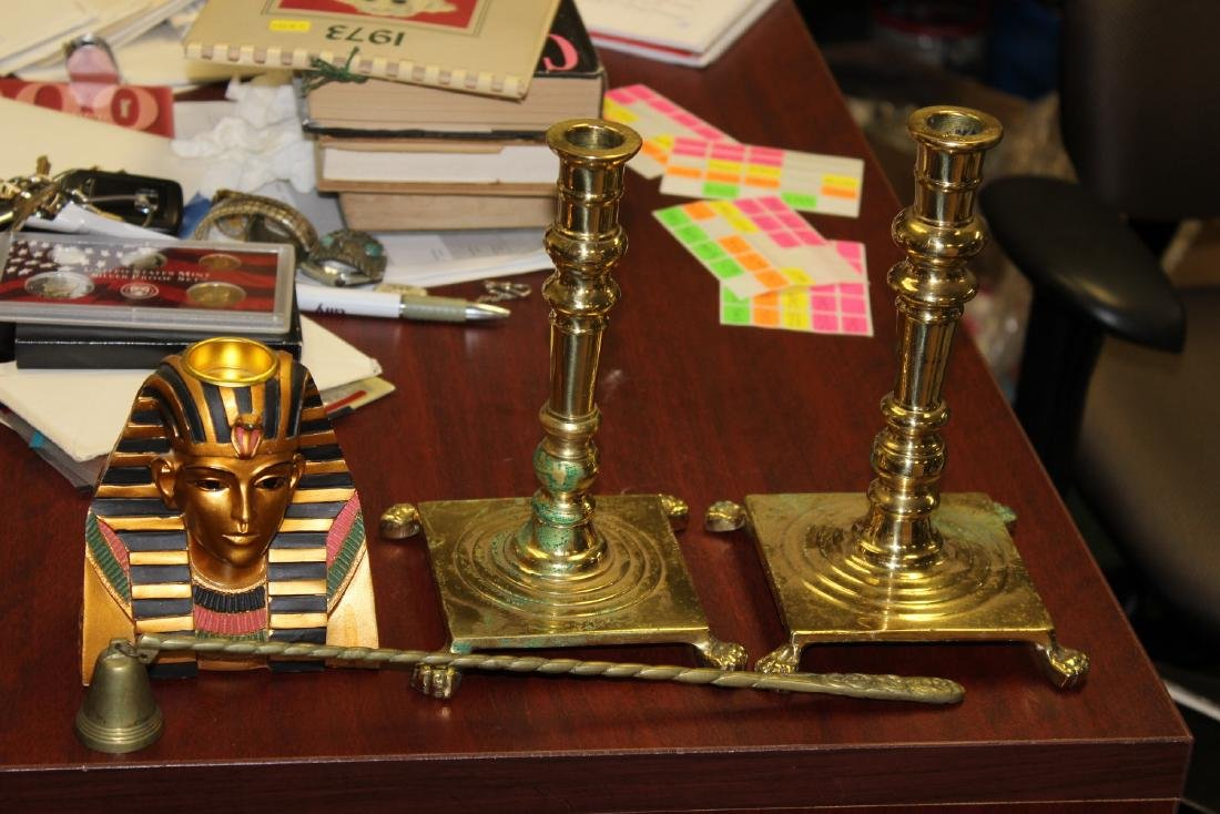 Lot of 4 Egyptian Articles