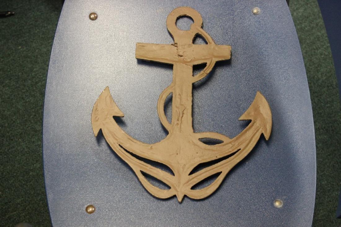 A Cast Iron Anchor - 2