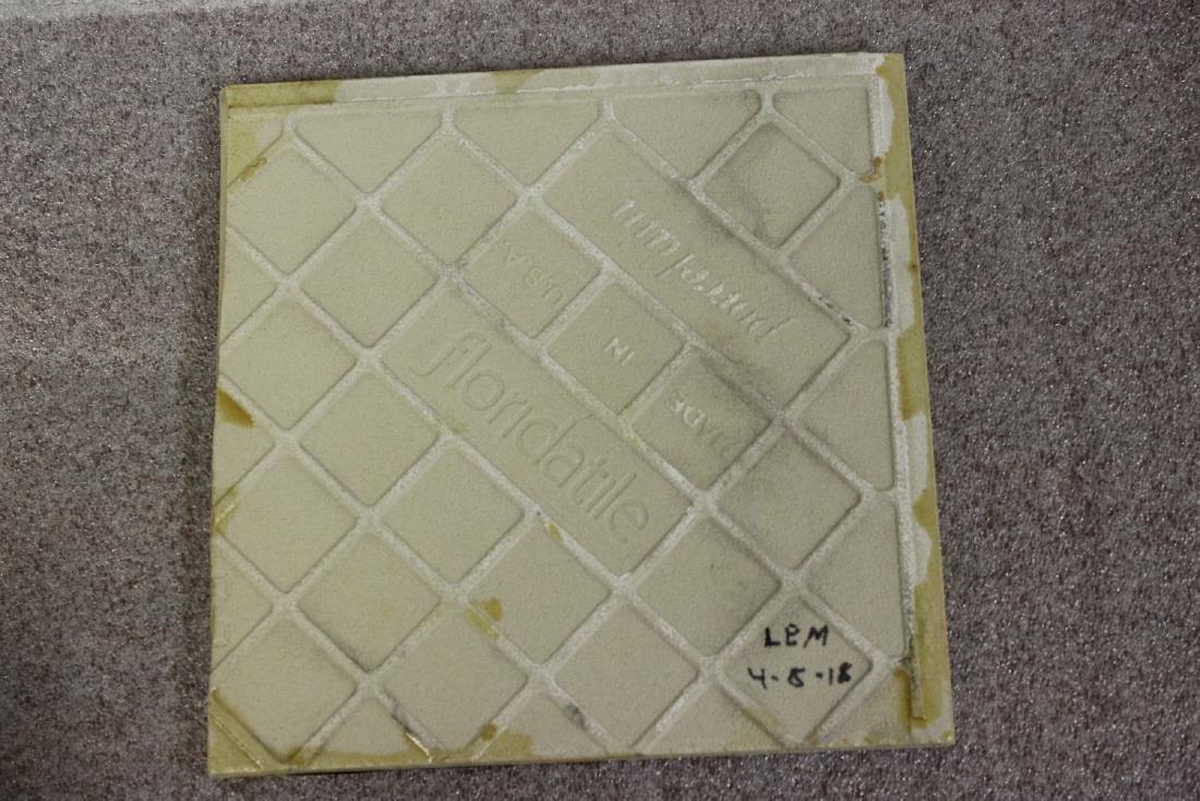A Vintage Photograph Decorated Tile - 4