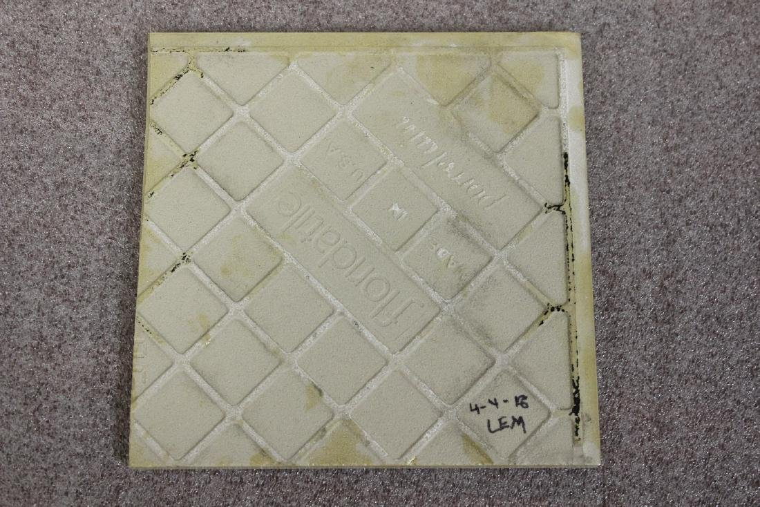 A Vintage Photograph Decorated Tile - 6