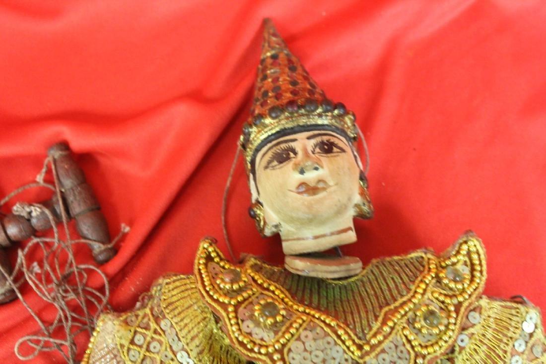 An Antique Marionette - 2