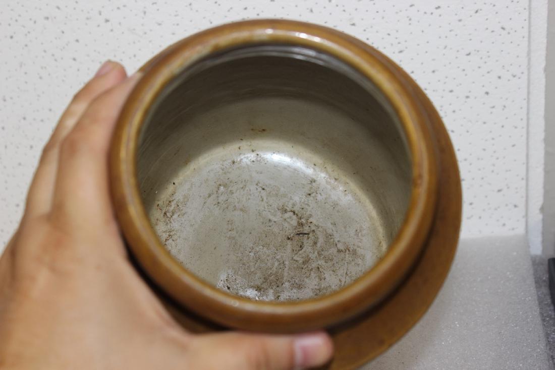 A Pottery Crock/Jug Pot - 4