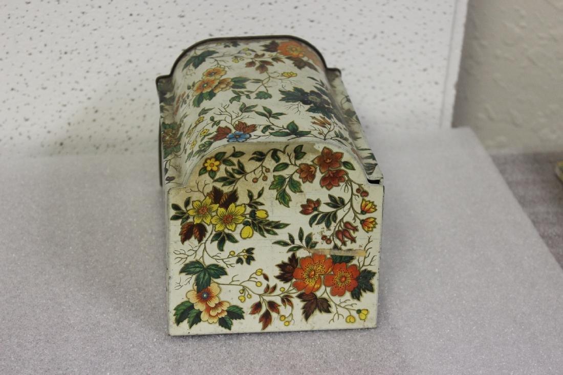 A Vintage Tin Can