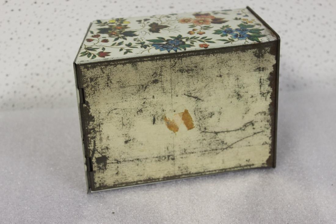 A Vintage Tin Can - 5
