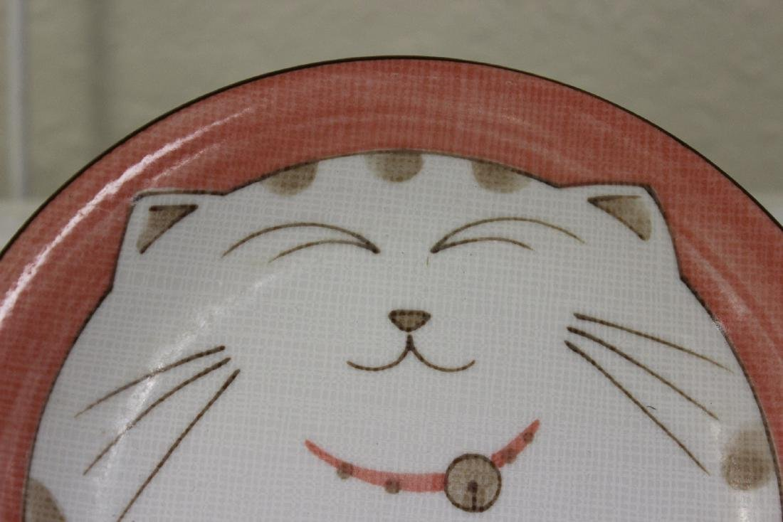A Japanese Porcelain Plate - 4