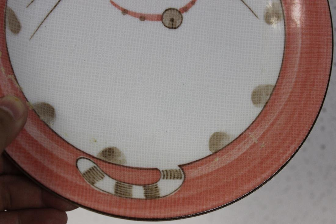 A Japanese Porcelain Plate - 6