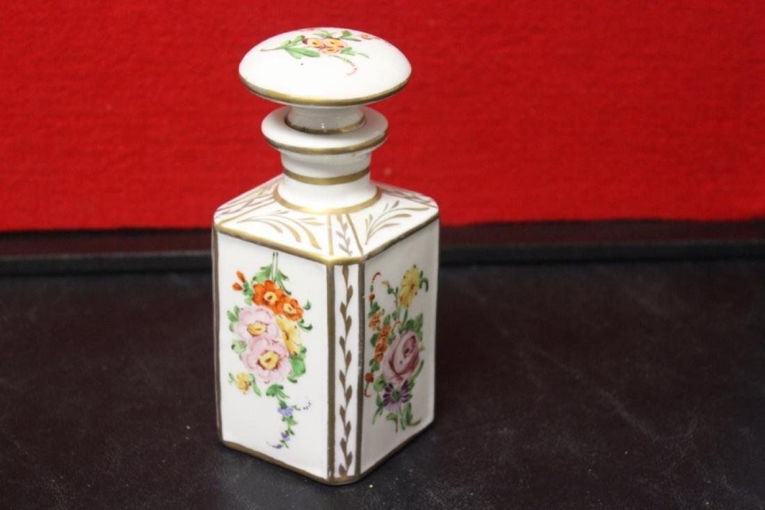 Set of 2 Porcelain Decanter - 4