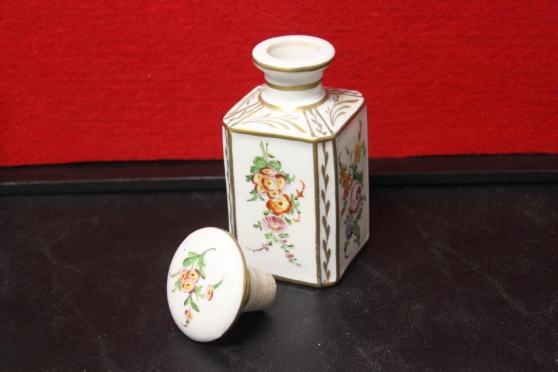 Set of 2 Porcelain Decanter - 5