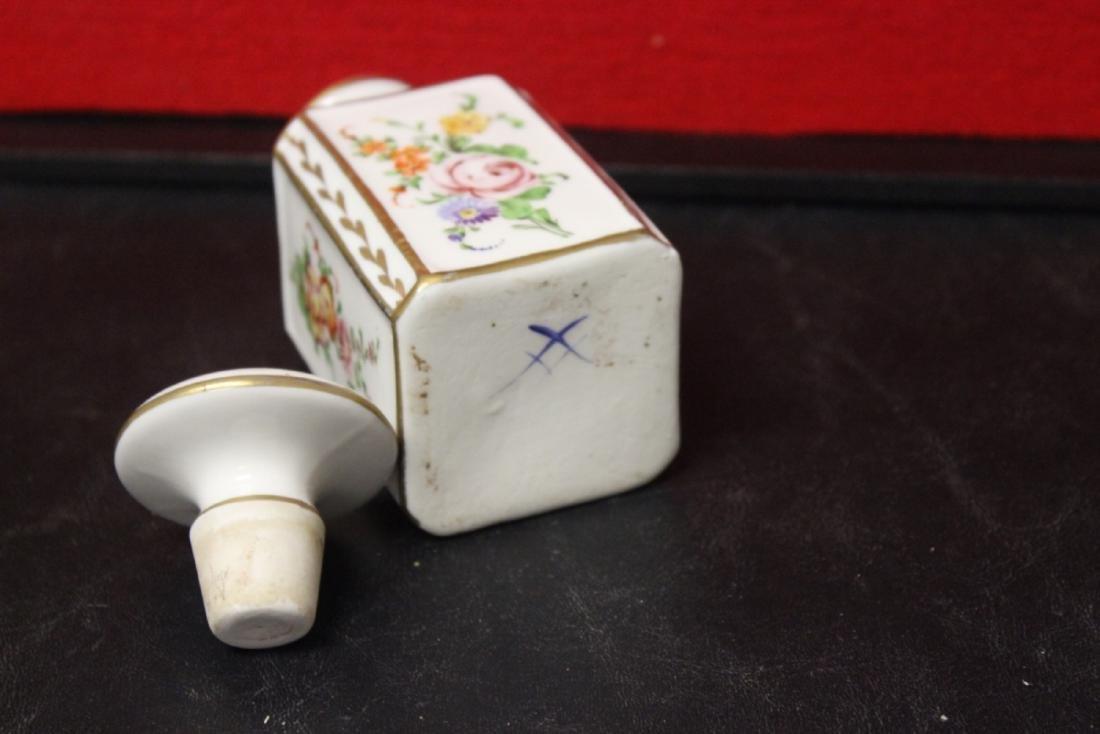 Set of 2 Porcelain Decanter - 7