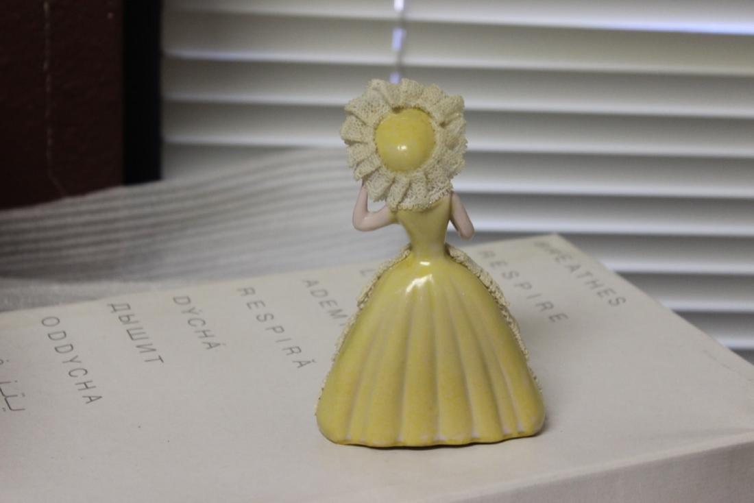 A Ceramic Lady - Vintage - 2