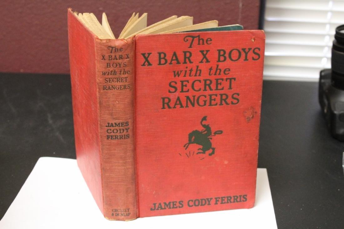 The X Bar X Boys with the Secret Rangers