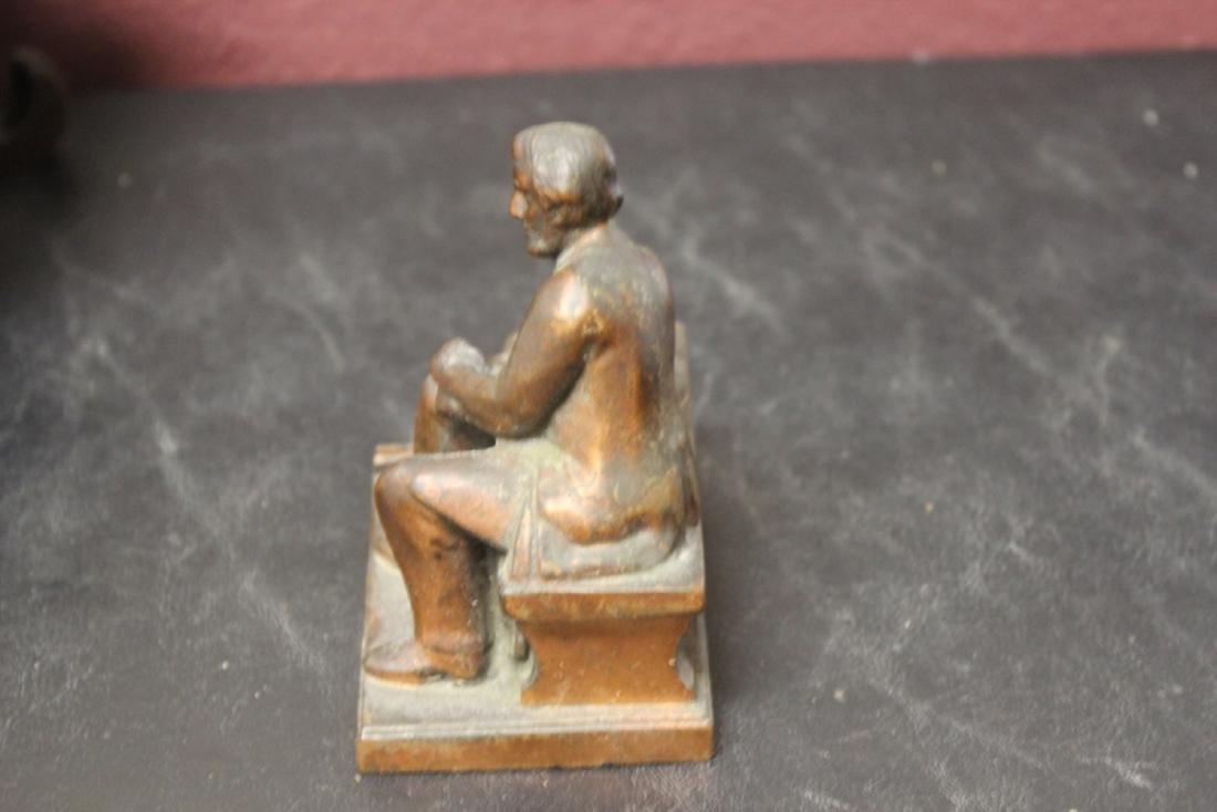 A Metal Statue - 5