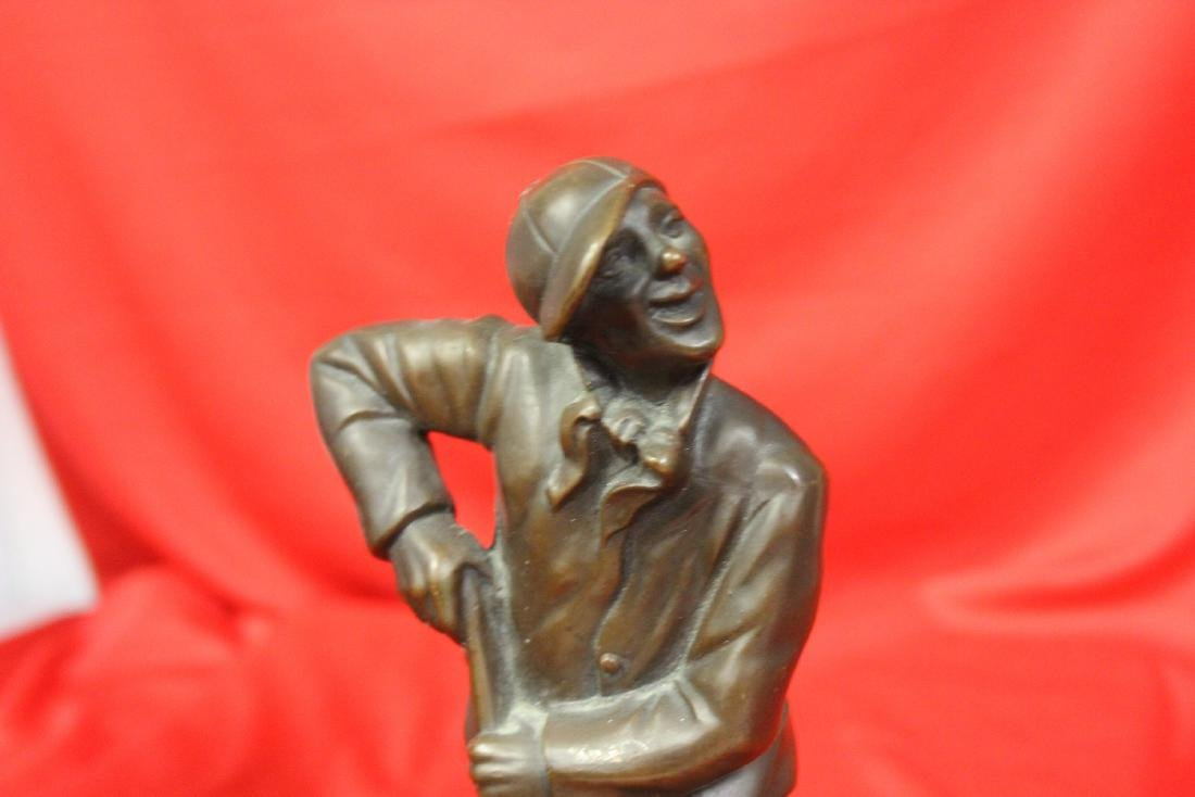 A Jennings Brothers Statue - 6