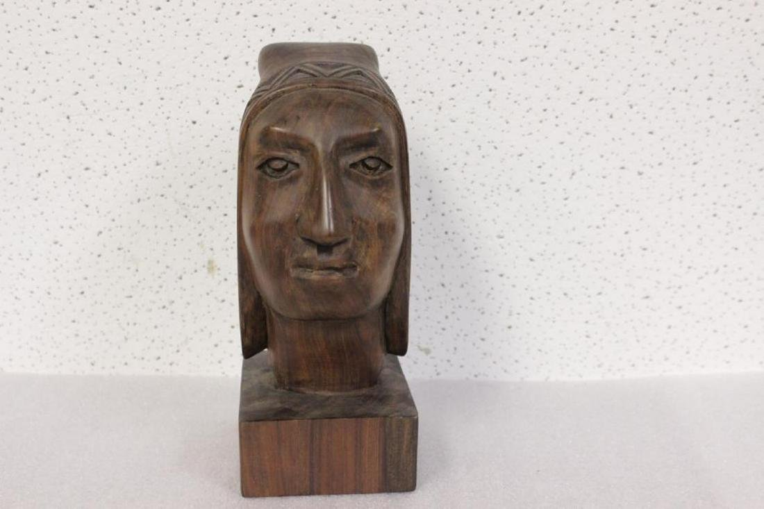 A Wooden Sculpture
