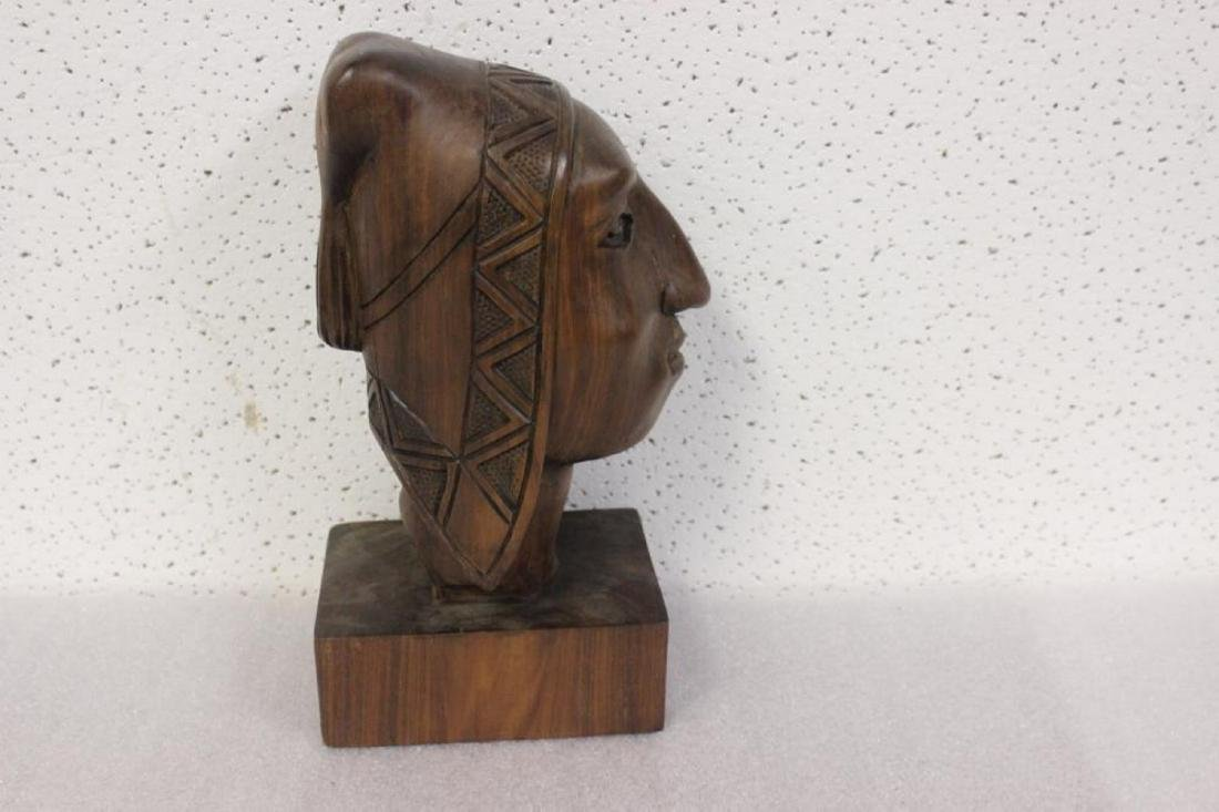 A Wooden Sculpture - 4