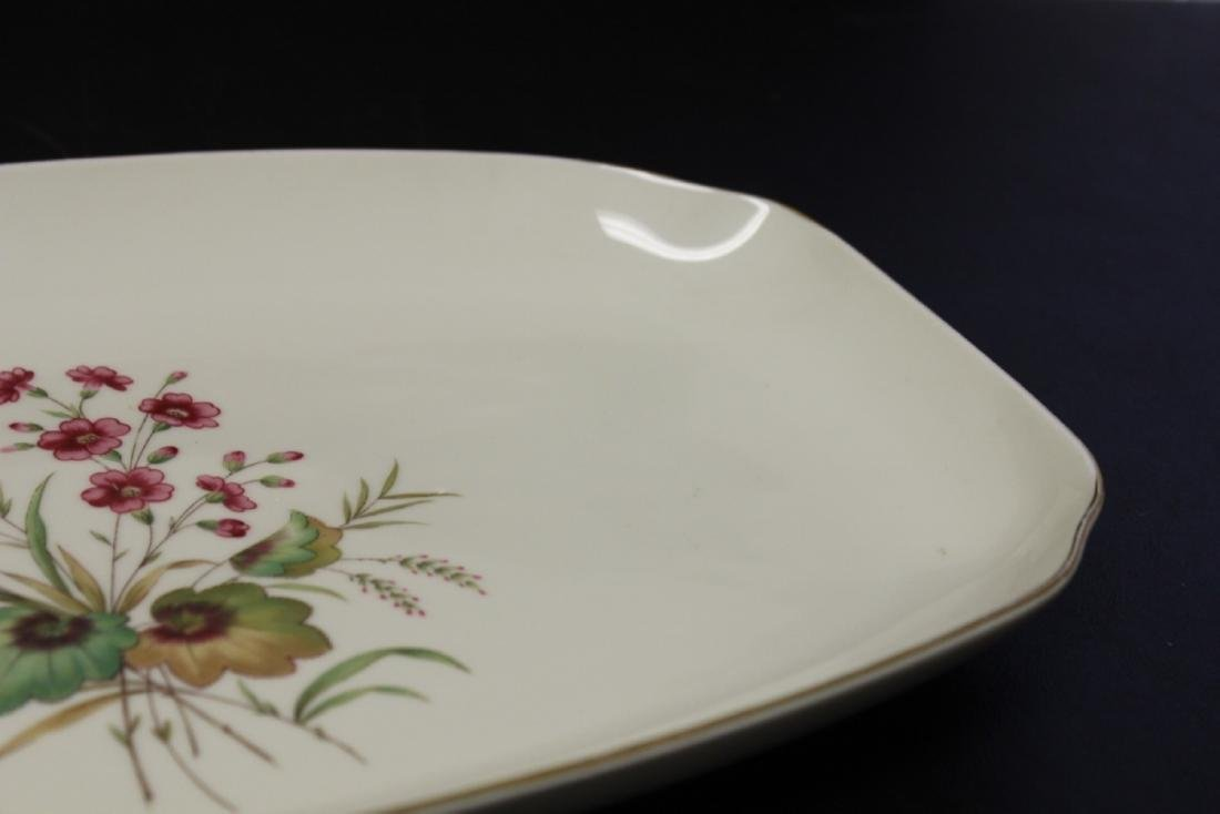 A Rosenthal Waltraud Platter - Germany - 3
