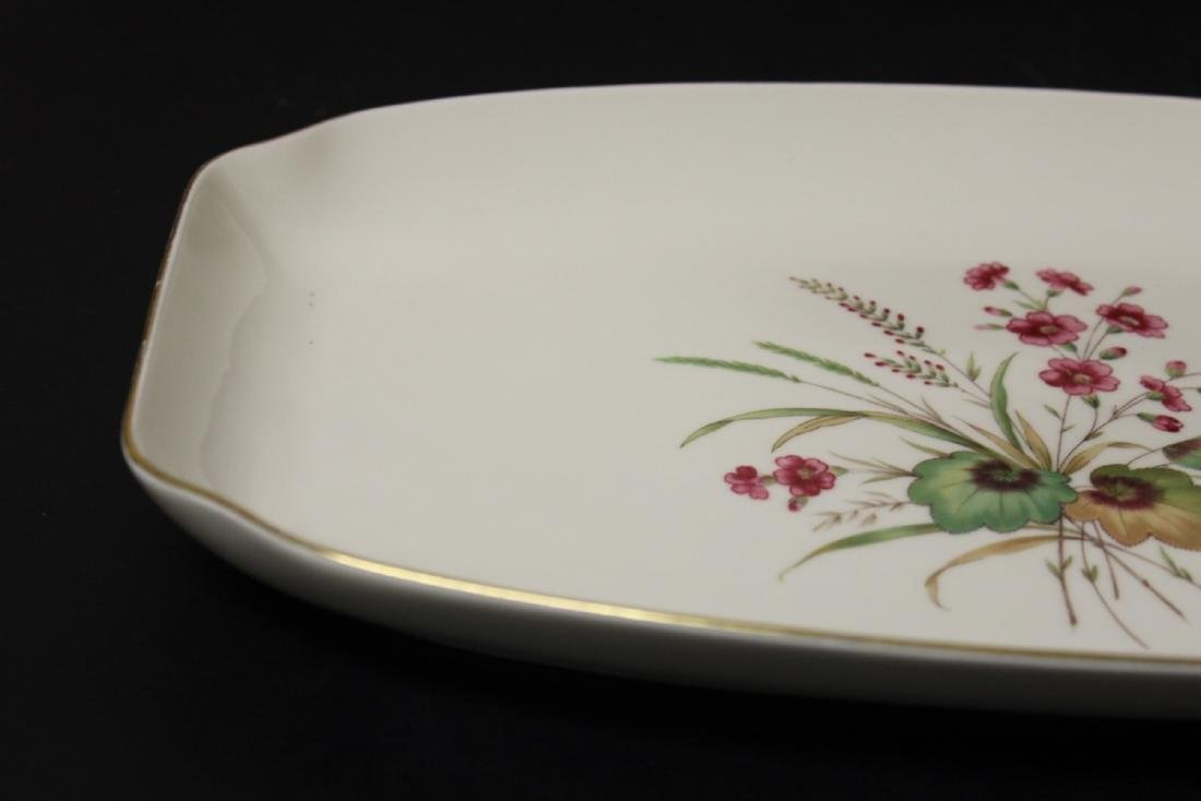 A Rosenthal Waltraud Platter - Germany - 4