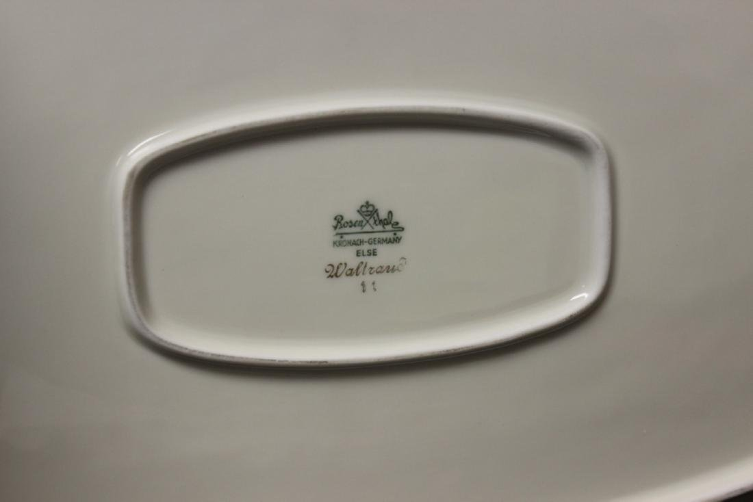 A Rosenthal Waltraud Platter - Germany - 5