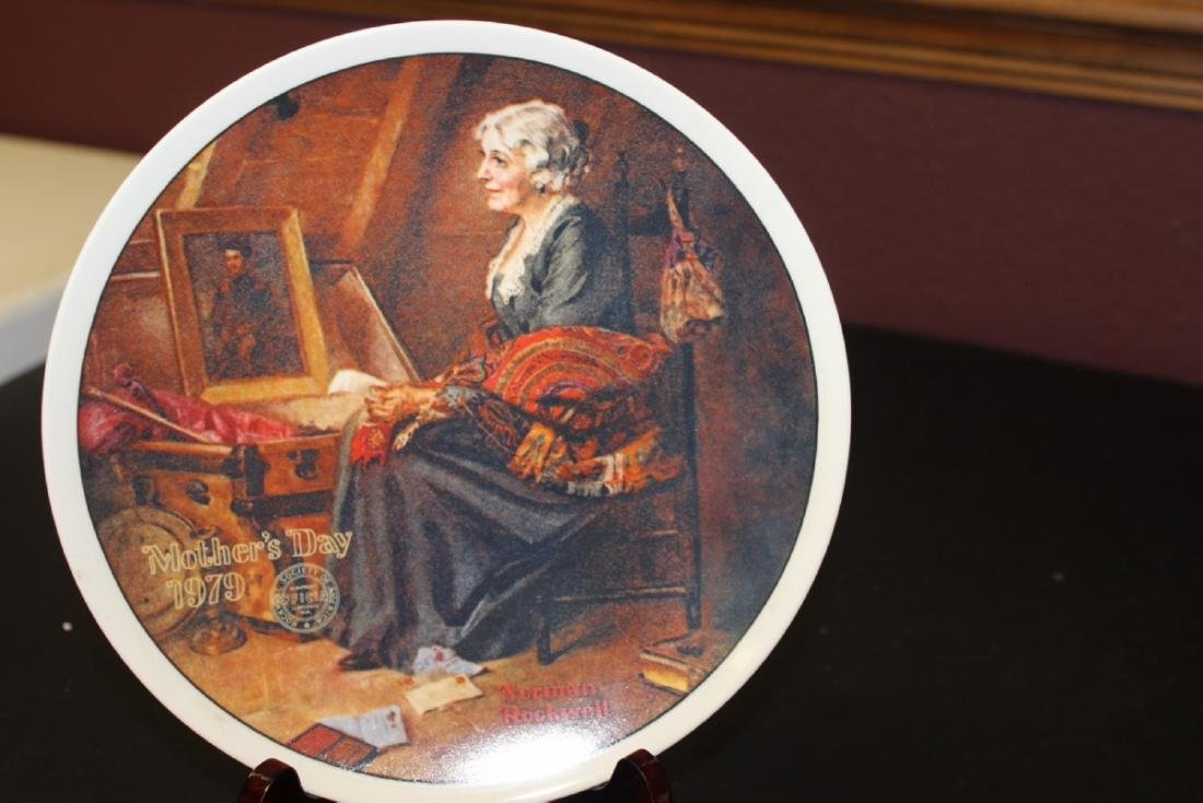 Collectors Plate by Norman Rockwell - Boxed with COA