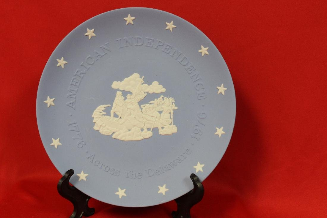 A Wedgwood Plate
