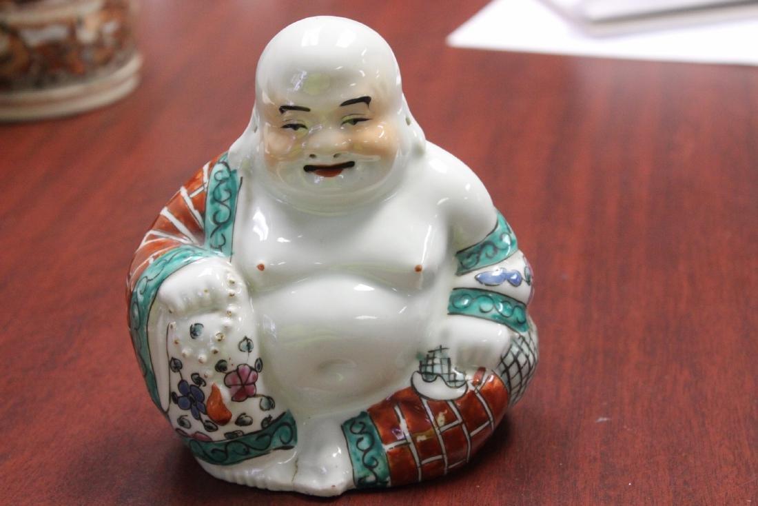 A Chinese Buddha