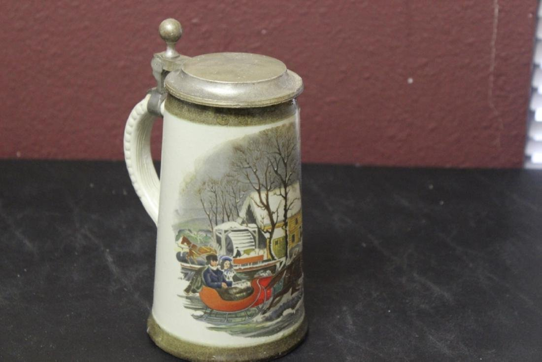 Marzi and Remy German Beer Stein