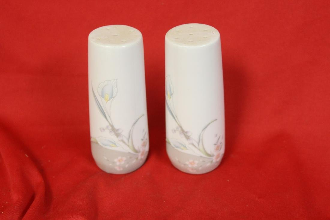 A Pair of Salt and Pepper Shakers