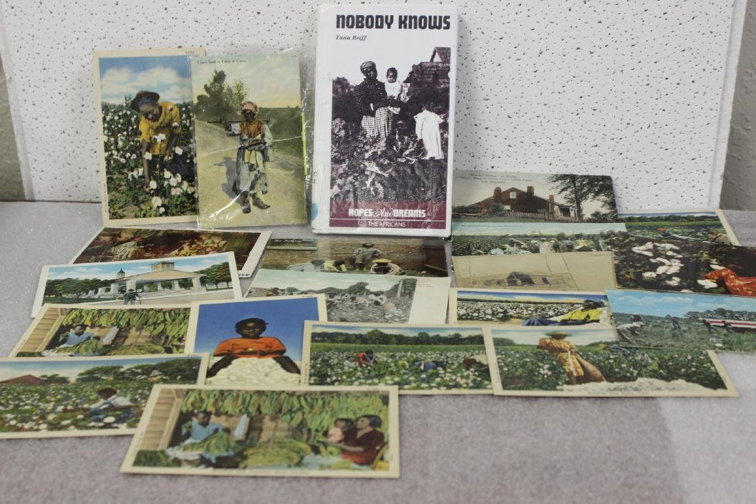 Lot of 20 Vintage Black Americana Collection