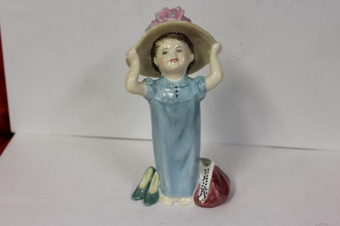 A Royal Doulton Figurine