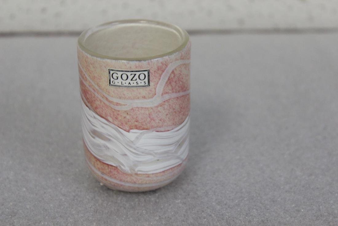 A Gozo Glass Cup