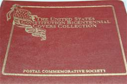 The United States Constitution Bicentennial Covers