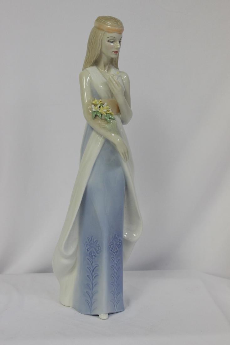 "A Royal Doulton Figurine - ""Reflection"""