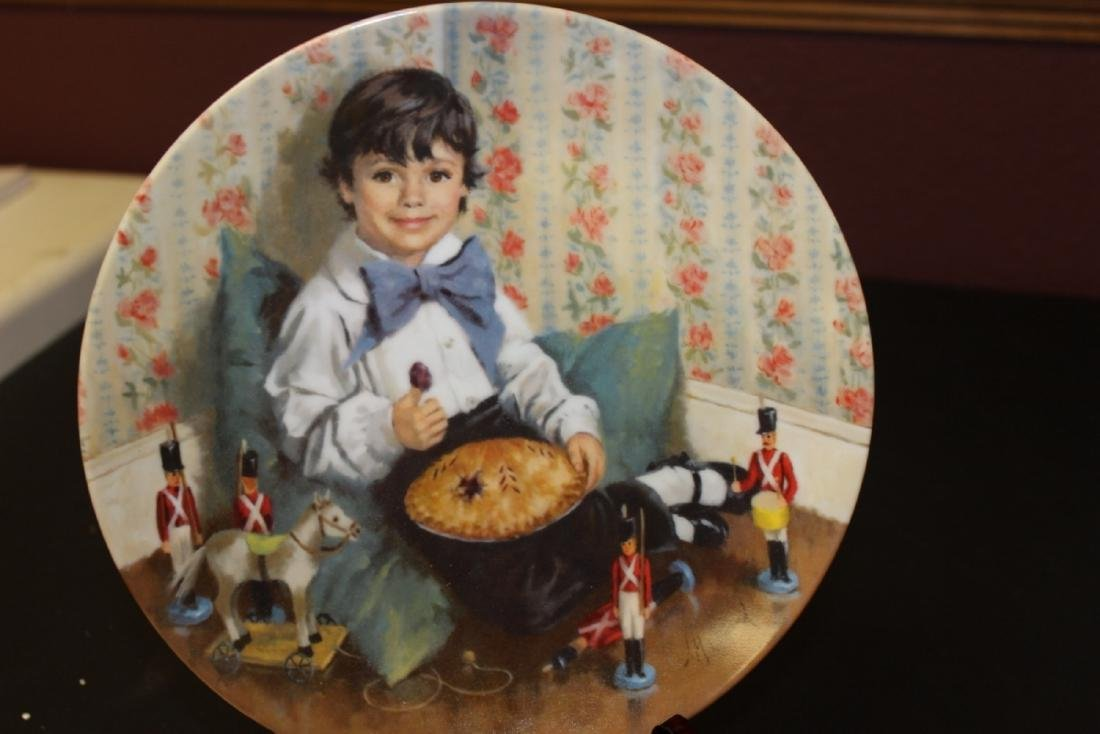 Collectors Plate by John McClelland - Boxed with COA
