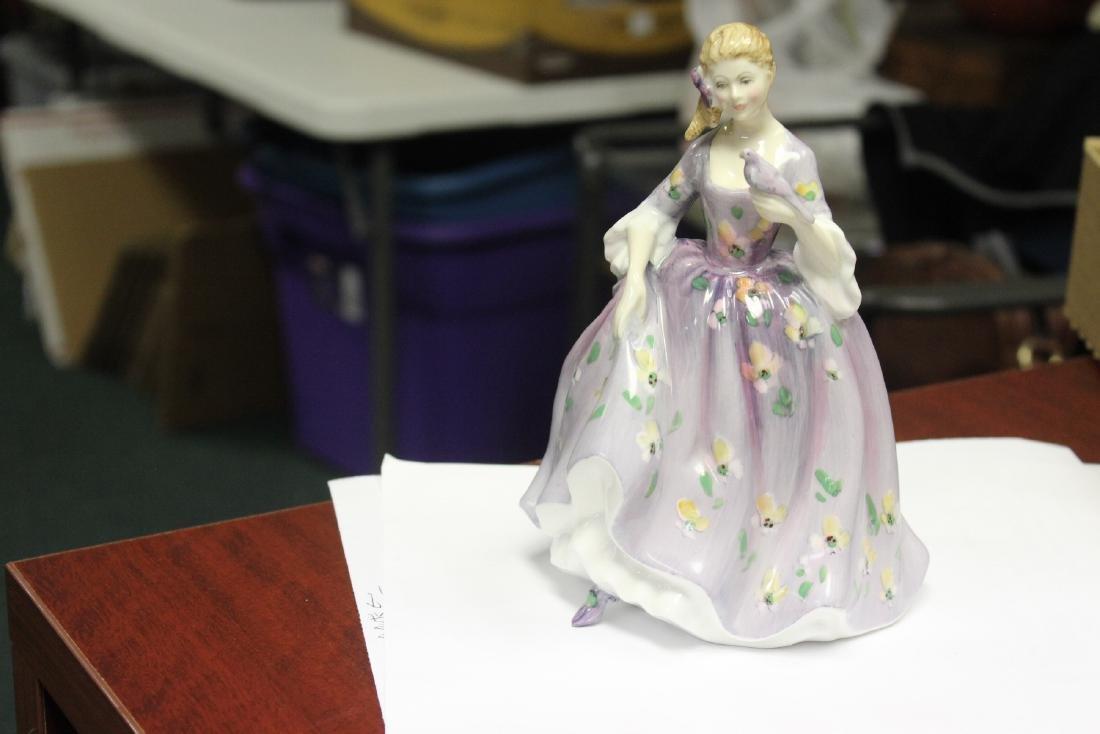 "A Royal Doulton Figurine - ""Nicola"""